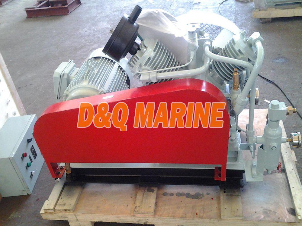 Marine Low Pressure Air-cooled Series Air Compressor