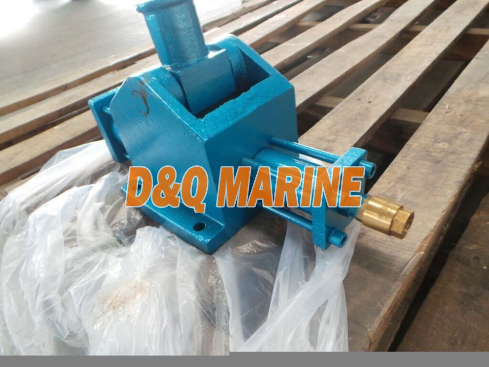 Marine Manually Operated Portable Air Compressor