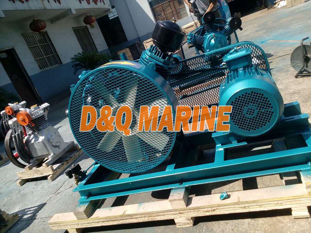 Marine Medium Pressure Air-cooled Series Air Compressor