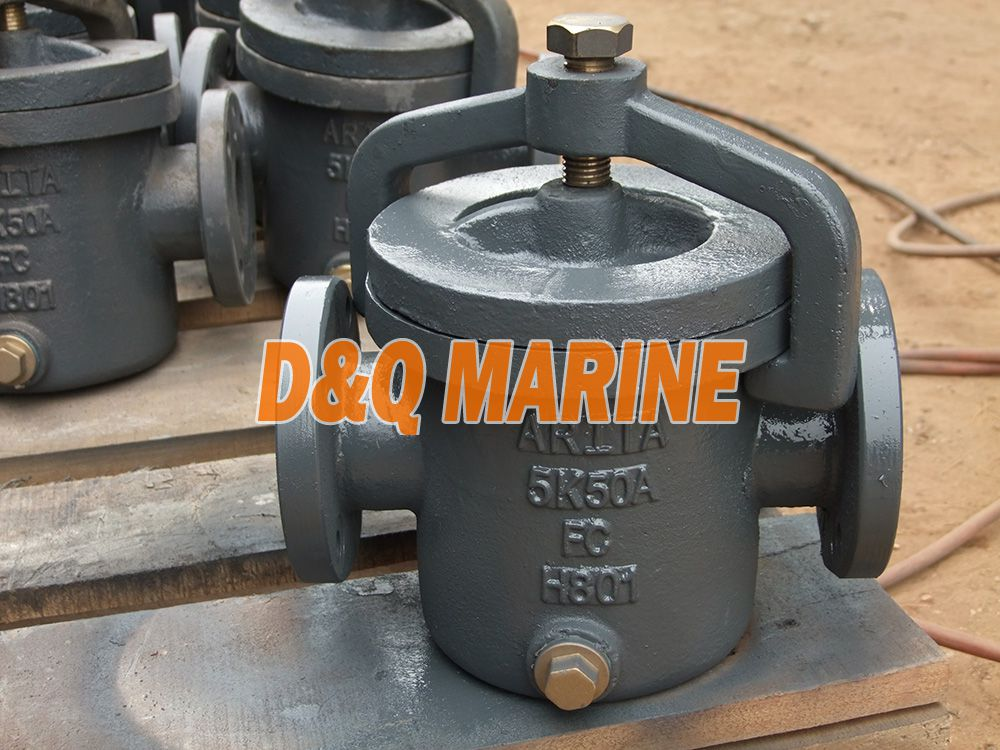 Marine Mud Box JIS F7203 S Type