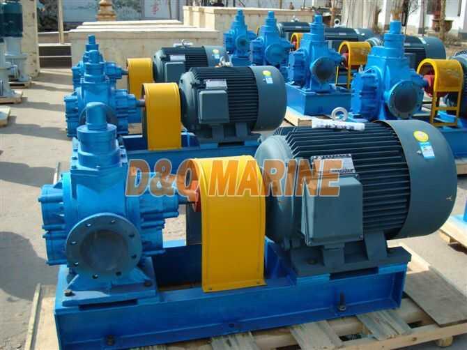 Marine Pump & flowmeter