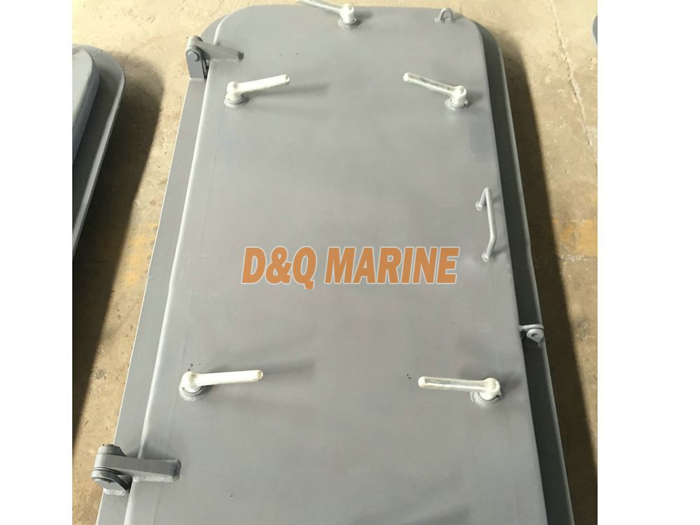 Marine Weathertight Single Left Steel Door
