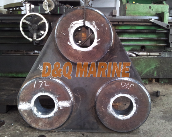 Mooring Triangle Plate