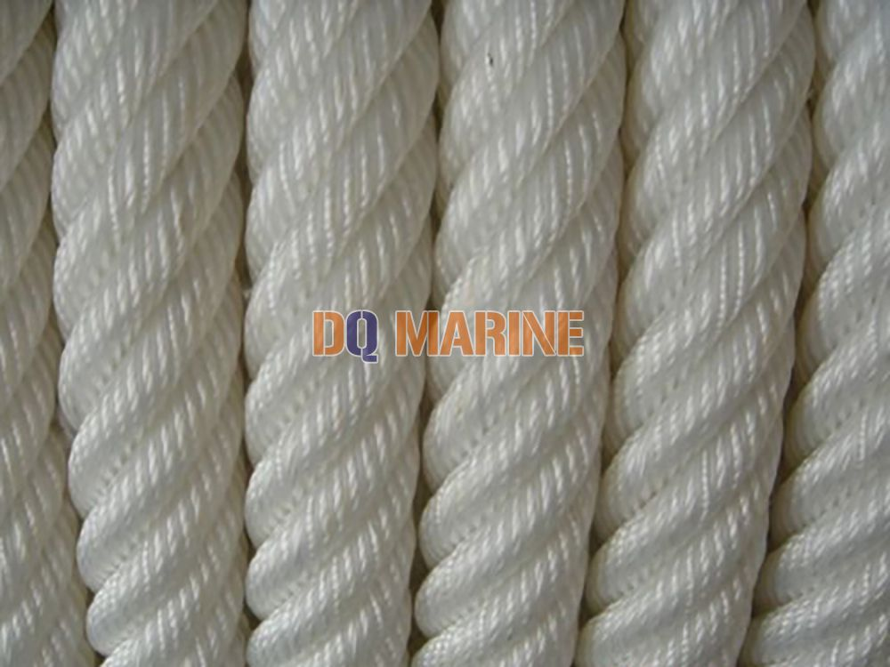 Nylon Single Filament 6 Ply Composite Rope
