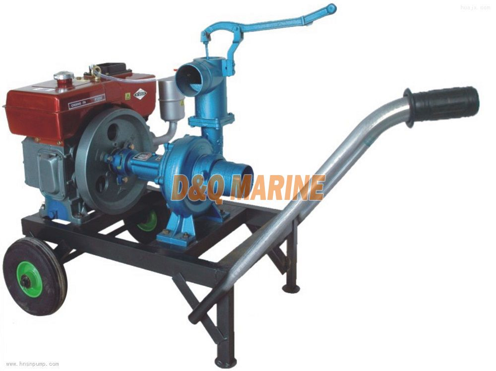 Diesel And Gasoline Water Pump