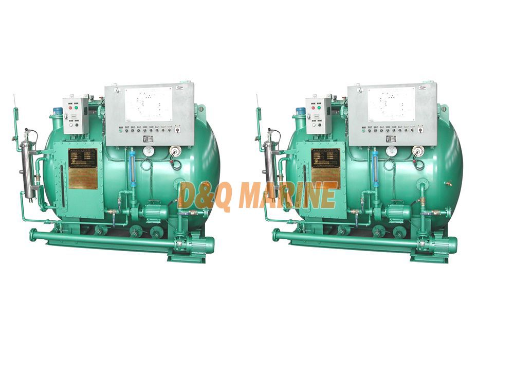 Suitable 20 Persons Marine Sewage Treatment Plant
