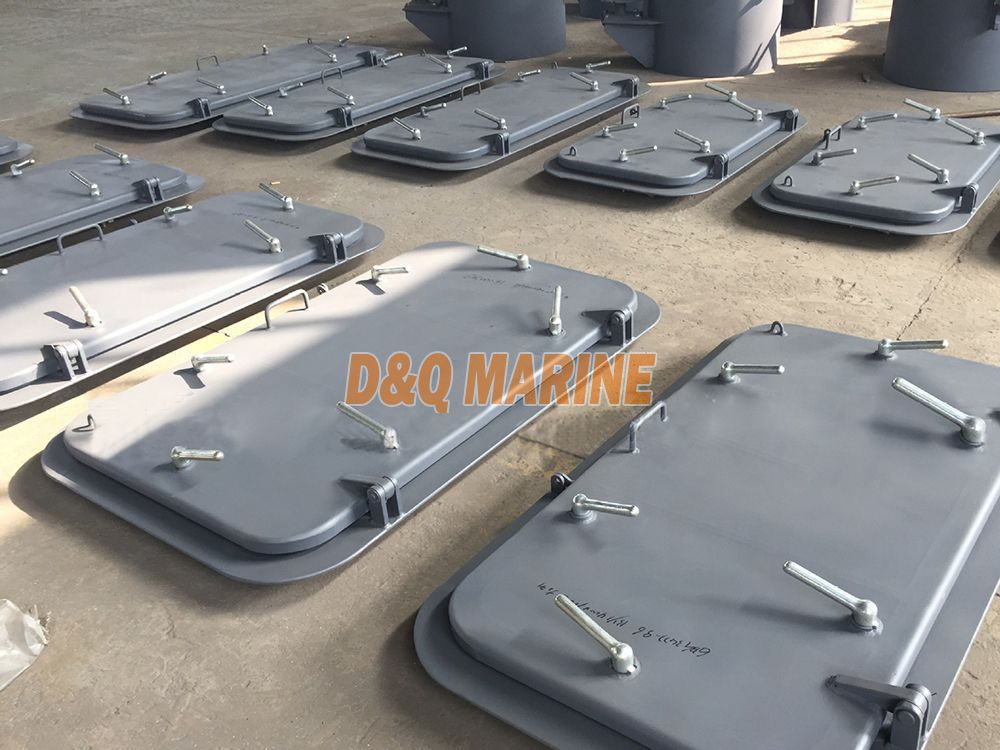 Steel Marine Weathertight Single Leaf Door