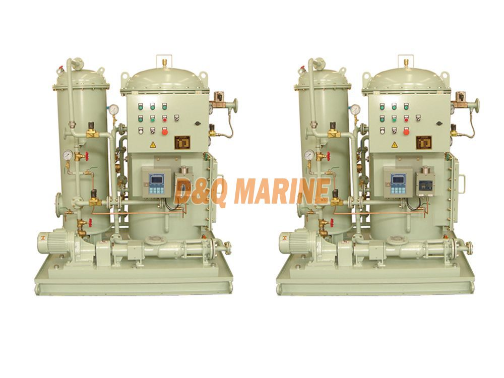 TBS-10 1m3 per Hour Oily Water Separator