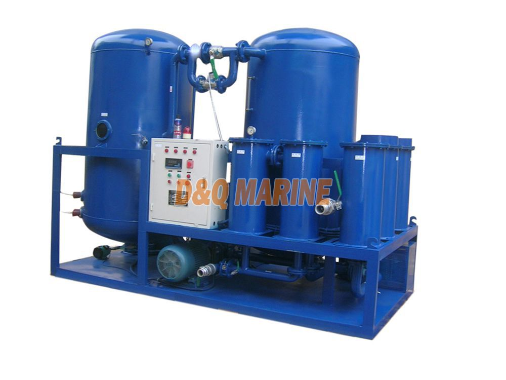 TYD Series Oil and Water Separator For Lubricating Oil
