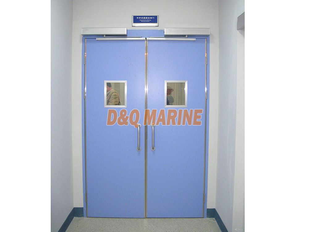 Type A Double A0 A60 Weathertight and Gastight Door