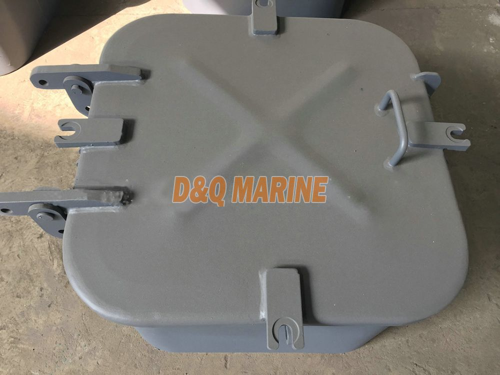 Type D steel small size hatch cover