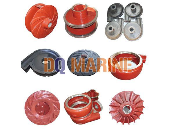 Vertical Slurry Pump Impellers