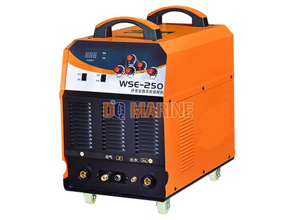 Wse 250 315 Inverter Square Wave Welding Machine China