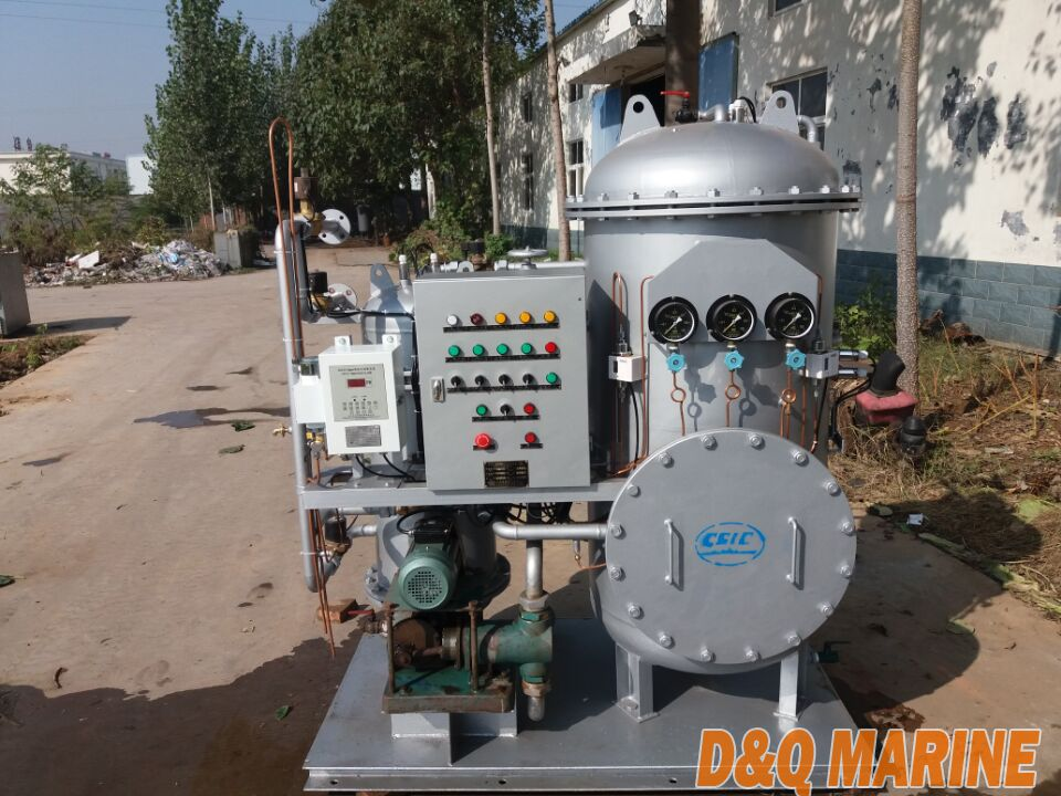 YSZ-5.0 Oily Water Separator