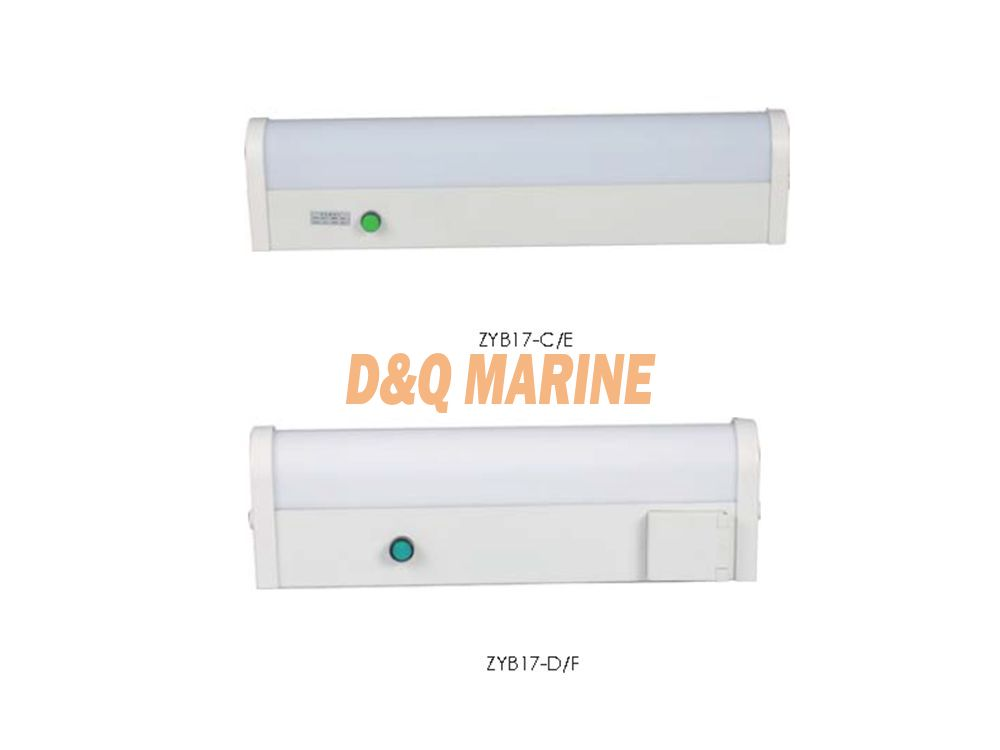 ZYB17-C/D/E/F Fluorescent Mirror Light