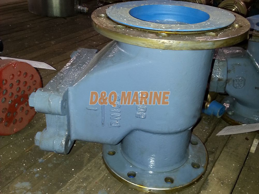 Marine Flange Cast Steel Storm Valve CB/T3475-92 Type A/AS