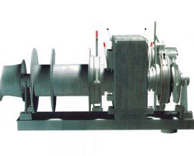 20T Electric combined anchor winch