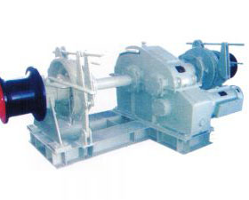 32mm Symmetrical Type Electric Anchor Winch