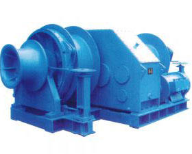 40T Electric Double Drum Mooring Winch