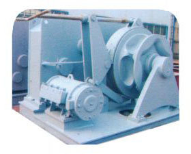 50mm Electric Anchor Winch