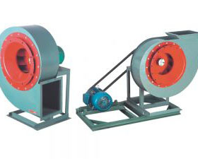 Centrifugal Dust Extraction Fan