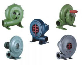 Centrifugal Type AC Blower