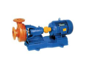 FS Series Glass Reinforced Plastic Centrifugal Pump