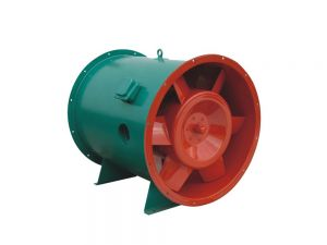 Fire-Fighting Hest Fume Extration Axial-Flow Blower