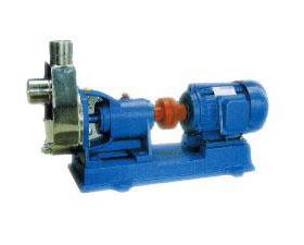 HBX Series Stainless Steel Corrosion-proof Self-sucked Pump