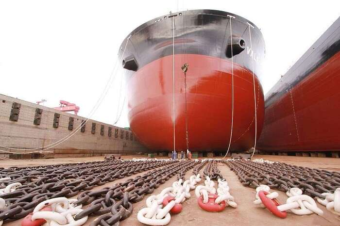Cosco Shipping Orders Third Pulp Carrier at Dalian
