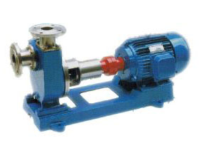 JMZ Series Marine Selfpriming alcohol Pump FMZ Series Self-priming Chemical Pump