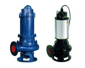 JYWQ JPWQ Series Auto-homogenizing Sewage Pump