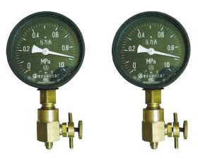 Pressure Gauge And Pressure Gauge Switch