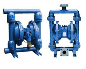 QBY QBK Series Pneumatic Diaphragm Pump