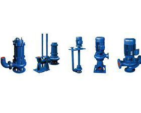 QW(WQ) YW LW GW Series Efficiently Non-blockage Sewage Pump