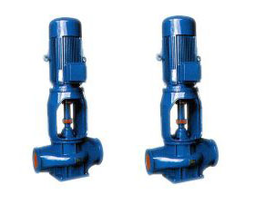 SLB Series Marine Vertical Single Stage Suction Centrifugal Pump