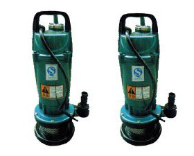 WQD Series Submerged Sewage Pump