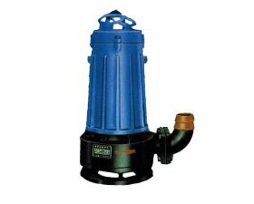 WQK/QG WQX Series The Belt Cuts The Installment Diving Sewage Pump