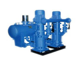 WZG Series Non-negative Pressure Pressurization Folw Balancing Water Supply Equipment