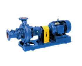 XWJ Series New Non-clogging Pulp Pump