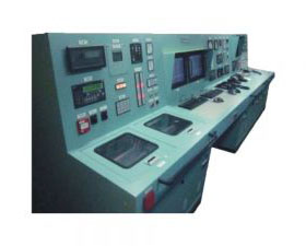 Engine Room Control (Monitoring) Console