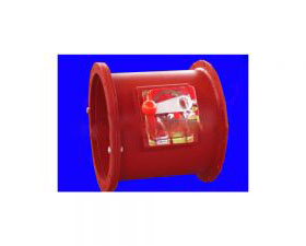 Marine Manual Fire Damper