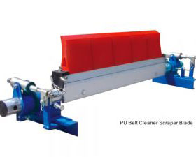 PU Belt Cleaner Scraper Blade